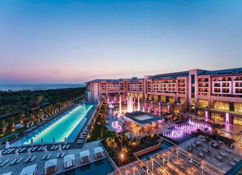 Regnum Carya Golf & SPA Resort 5*