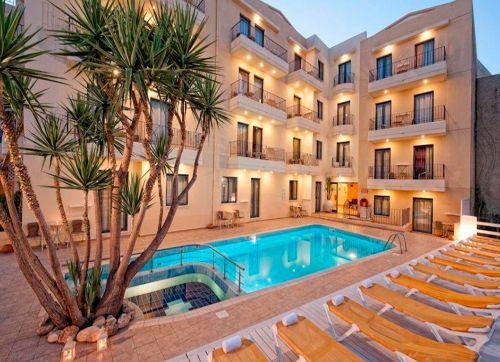 Manos Maria Hotel & Apartments 4*