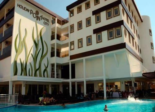 HOLIDAY CITY HOTEL 4*