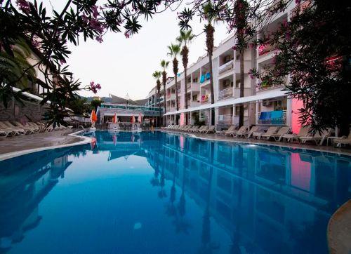 MIRAGE WORLD HOTEL 5*