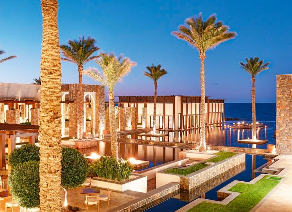 Amirandes, Grecotel Exclusive Resort 5*